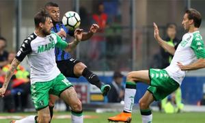 Inter Milan 1-2 Sassuolo