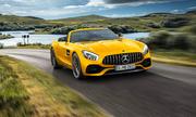 Mercedes-AMG trình làng siêu phẩm GT S Roadster