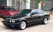Thợ Việt chi 200 triệu phục chế xe BMW 23 năm 'tuổi'