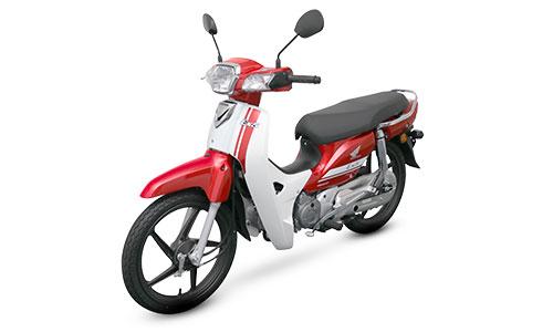 Honda EX5 phiên bản mới thiết kế lại màu sắc.