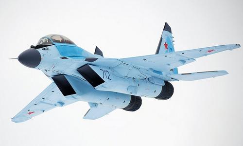 Tiêm kích MiG 35 của không quân Nga. Ảnh: Sputnik.