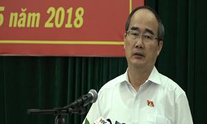 Bí thư TP HCM: 'Lập đoàn khảo sát khu tái định cư đô thị mới Thủ Thiêm'