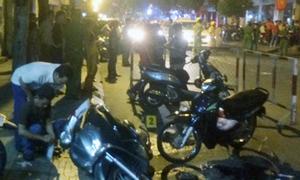 Hai hiệp sĩ Sài Gòn bị nhóm trộm xe SH đâm tử vong
