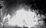 Gia đình ở Đồng Nai bị ném bom xăng trong đêm