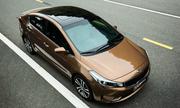Kia Cerato phiên bản SMT mới giá 499 triệu đồng