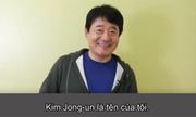 Những người Hàn Quốc trùng tên với lãnh đạo Triều Tiên