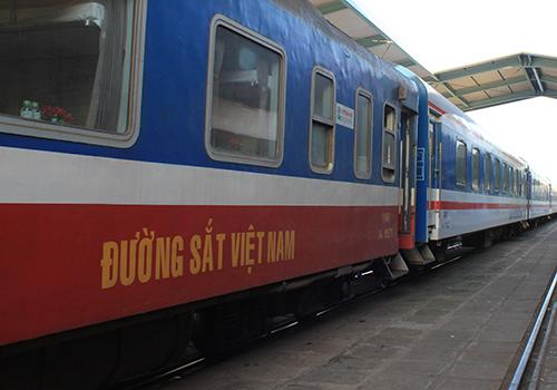 Đường sắt tăng chuyến trong dịp hè phục vụ hành khách. Ảnh:
