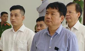 Tòa phúc thẩm tuyên y án 13 năm tù với ông Đinh La Thăng
