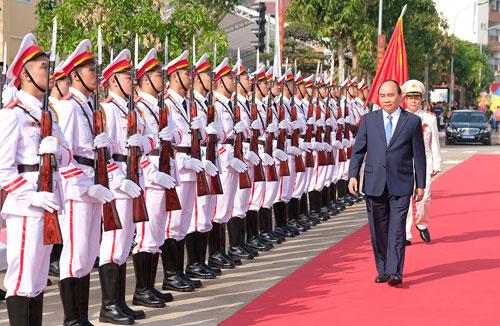 Thủ tướng yêu cầu Học viện Cảnh sát đổi mới chương trình giảng dạy