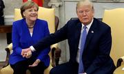 Tổng thống Trump từng cho Thủ tướng Merkel xem phòng ngủ