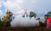 Dân Thái Lan phóng tên lửa tự chế cầu mưa thuận gió hòa