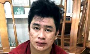 Cảnh sát vây bắt hai nghi can đâm chết hiệp sĩ