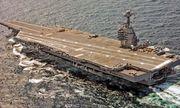Mỹ tốn 120 triệu USD khắc phục tàu sân bay chết máy giữa biển