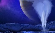 Vệ tinh NASA tìm thấy dấu vết sự sống trên mặt trăng sao Mộc