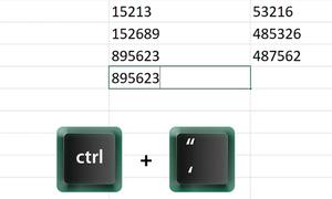 Những tổ hợp phím tắt trong Excel có thể bạn chưa biết