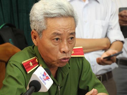Ông Phan Anh Minh tại buổi họp báo. Ảnh: Sơn Hòa.