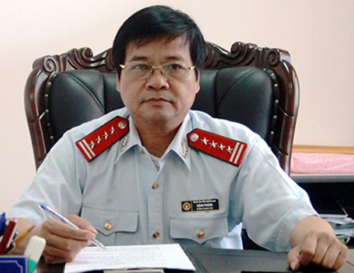 Ông Đặng Phong được bổ nhiệm làm giám đốc Sở Kế hoạch đầu tư. Ảnh: thanhtraqnam.gov.vn.