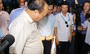 Thủ tướng ra cảng mua cá của ngư dân Quảng Trị