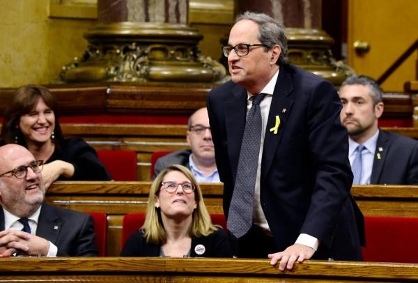 Tân thủ hiến Catalonia.