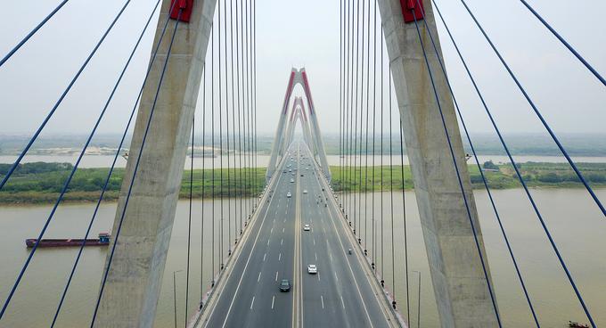 Hệ thống giao thông 2 tỷ USD ở cửa ngõ Hà Nội