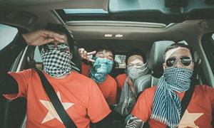 Nhật ký 15 ngày xuyên Việt bằng ôtô
