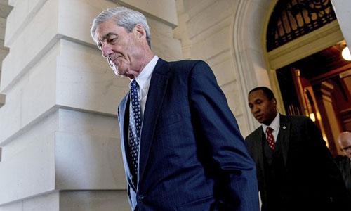 Cựu giám đốc FBI Robert Mueller được bổ nhiệm điều tra những cáo buộc liên quan đến việc Nga can thiệp bầu cử tổng thống Mỹ năm 2016. Ảnh:AP.