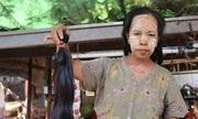 Ngành thu mua tóc ở Myanmar
