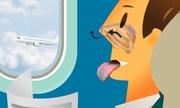 7 tác hại của bay thường xuyên đối với cơ thể