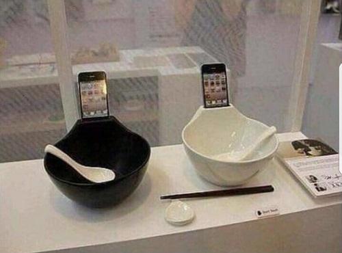 Bát cơm dành cho người hiện đại.
