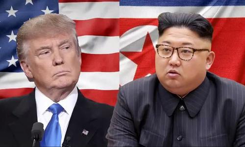 Tổng thống Mỹ Trump dự kiến họp với lãnh đạo Triều Tiên tại Singapore ngày 12/6. Ảnh: AFP.