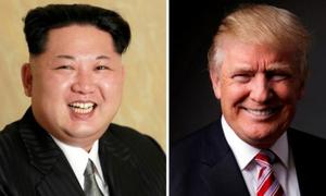 Hành trình từ thù thành đối tác tiềm năng của Trump và Kim Jong-un