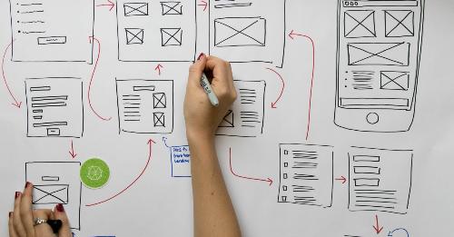 UX design rất quan trọng trong thiết kế sản phẩm công nghệ.