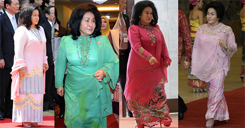 Bà Rosmahvulcanpost