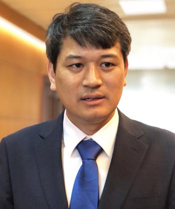 TS Trần Đình Phong.