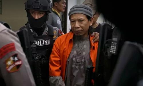 Abdurrahman bị các công tố viên đề nghị án tử hình. Ảnh: AP.