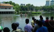 Người đàn ông tử vong khi cứu thanh niên ngã xuống hồ