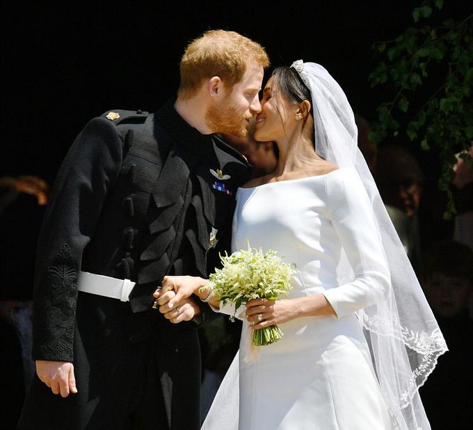 Những khoảnh khắc ấn tượng trong lễ cưới Hoàng tử Anh