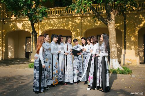 Công ty chị 10 năm liên tiếp lọt Top VNR500 (Top 500 công ty tư nhân lớn nhất Việt Nam).