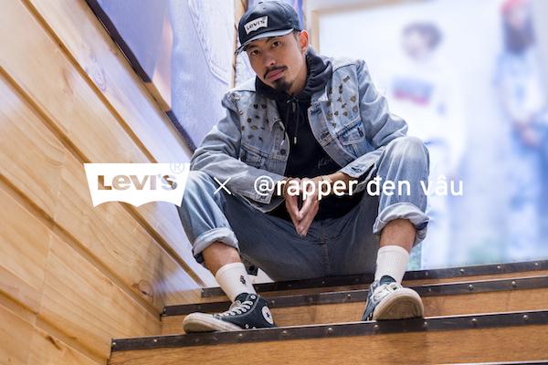 Sơn Tùng M-TP là đại sứ thương hiệu Levis Stradivarius