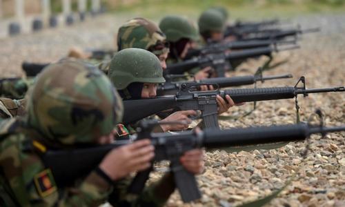 Afghanistan tiêu diệt hơn 60 tay súng thân Taliban