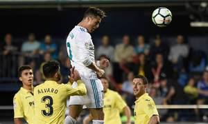Villarreal 2-2 Real