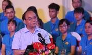 Thủ tướng đối thoại với 1.000 công nhân về an sinh xã hội