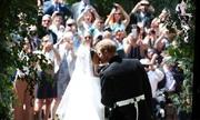 5 khoảnh khắc đáng nhớ trong đám cưới Hoàng gia Anh