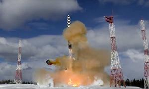 Nga sẽ biên chế siêu ICBM mạnh ngang 50 triệu tấn thuốc nổ