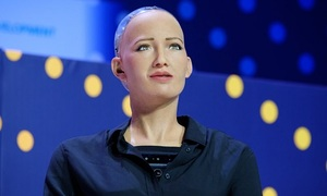 Sophia - nữ robot giống người nhất thế giới