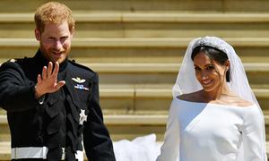 Những món quà cưới của vợ chồng Hoàng tử Harry