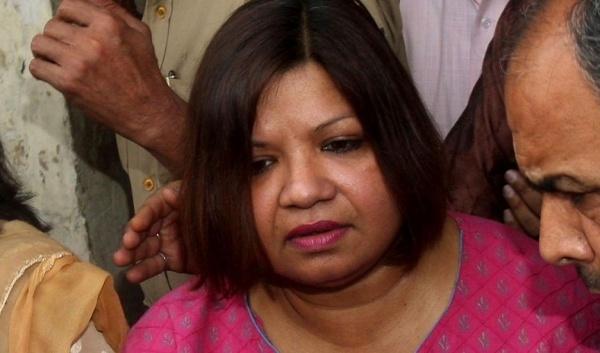 Bà Madhuri Gupta trong bức ảnh chụp năm 2010. Ảnh: AP.