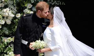 Những điểm phá vỡ truyền thống trong lễ cưới Hoàng tử Harry