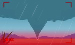 Quá trình hình thành lốc xoáy