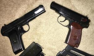 Cặp súng ngắn nổi tiếng nhất của Liên Xô trong thế kỷ 20